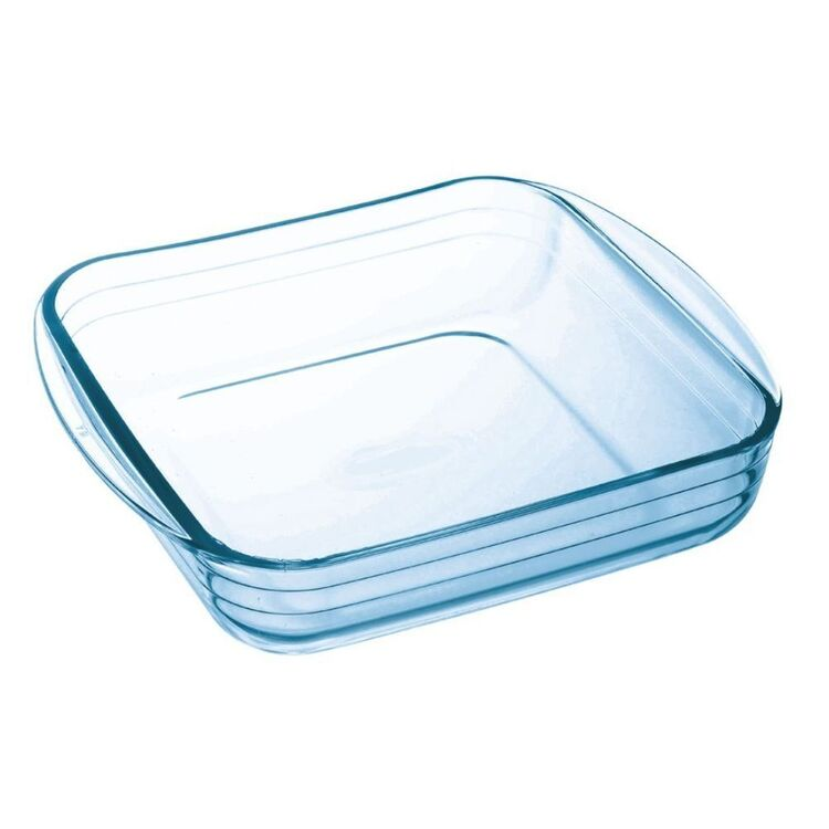 O'CUISINE Glass Square Roaster 1.6L