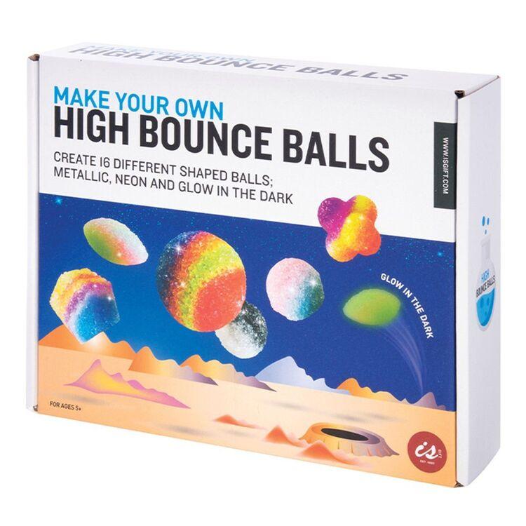 IS GIFT MYO High Bounce Ball Box Set