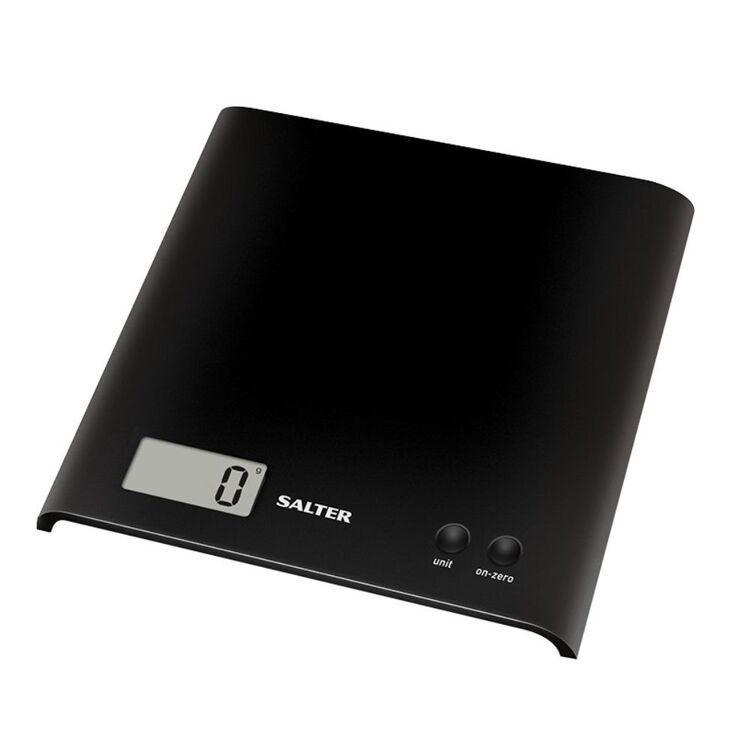 SALTER ARC ELECTRONIC KITCHEN SCALE 3KG
