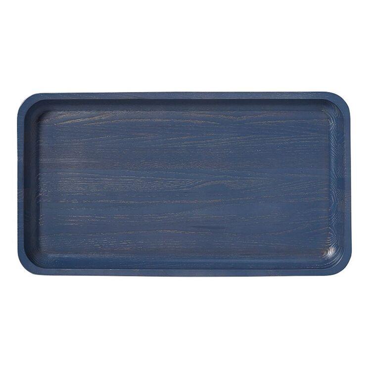 SHAYNNA BLAZE Hamilton Tray Large Blue