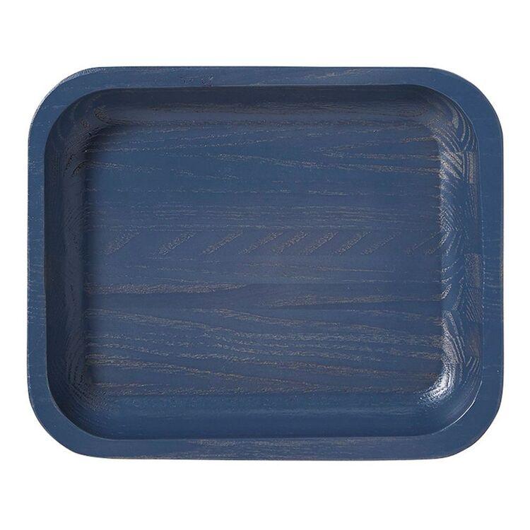 SHAYNNA BLAZE Hamilton Tray Small Blue