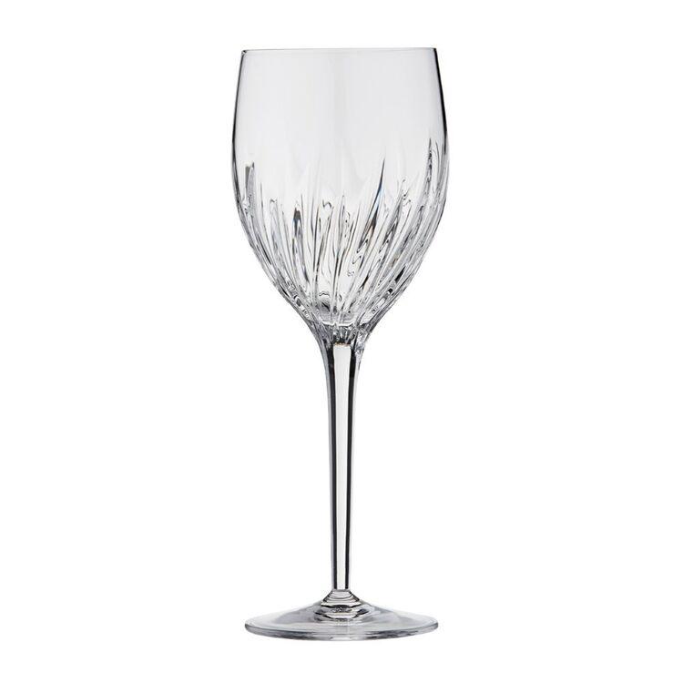 LUIGI BORMIOLI Incanto 6pc Red Wine Glass Set