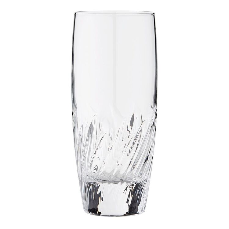 LUIGI BORMIOLI Incanto 6pc Hiball Glass Set