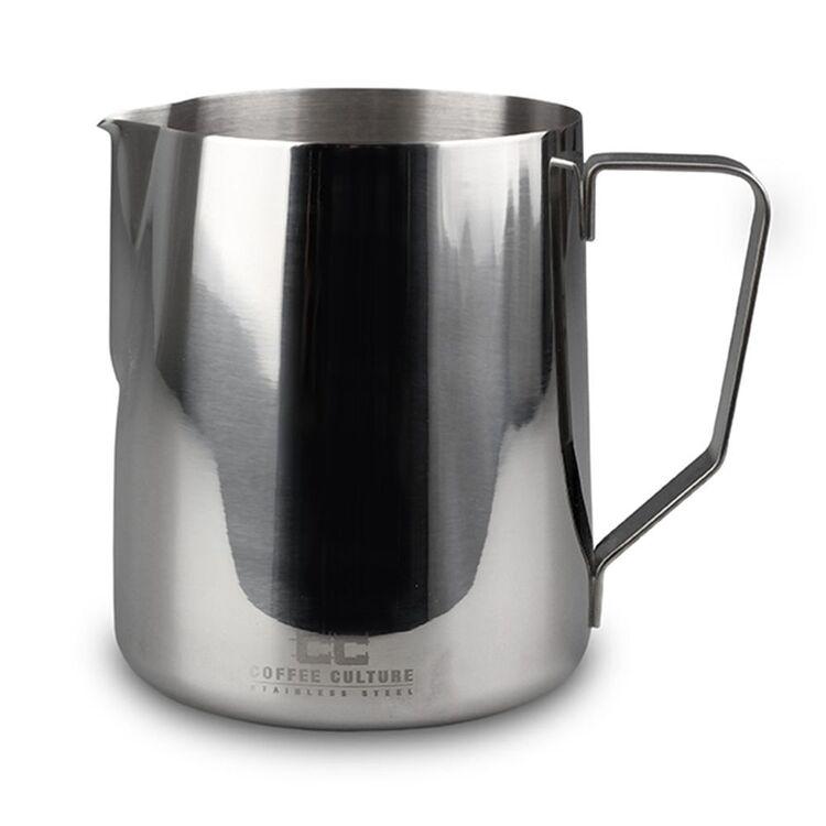 COFFEE CULTURE Stainless Steel Milk Frothing Jug 350ml