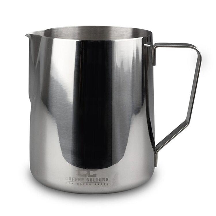 COFFEE CULTURE Stainless Steel Milk Frothing Jug 600ml