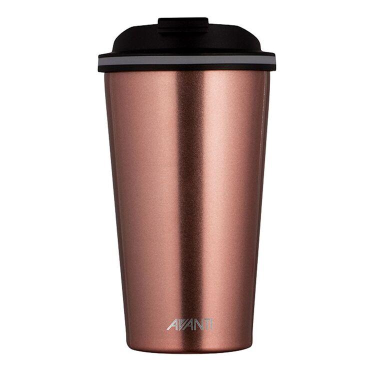 AVANTI GO CUP 410ML ROSE GOLD