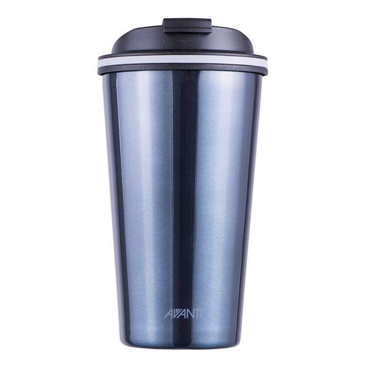 AVANTI GO CUP 410ML STEEL BLUE
