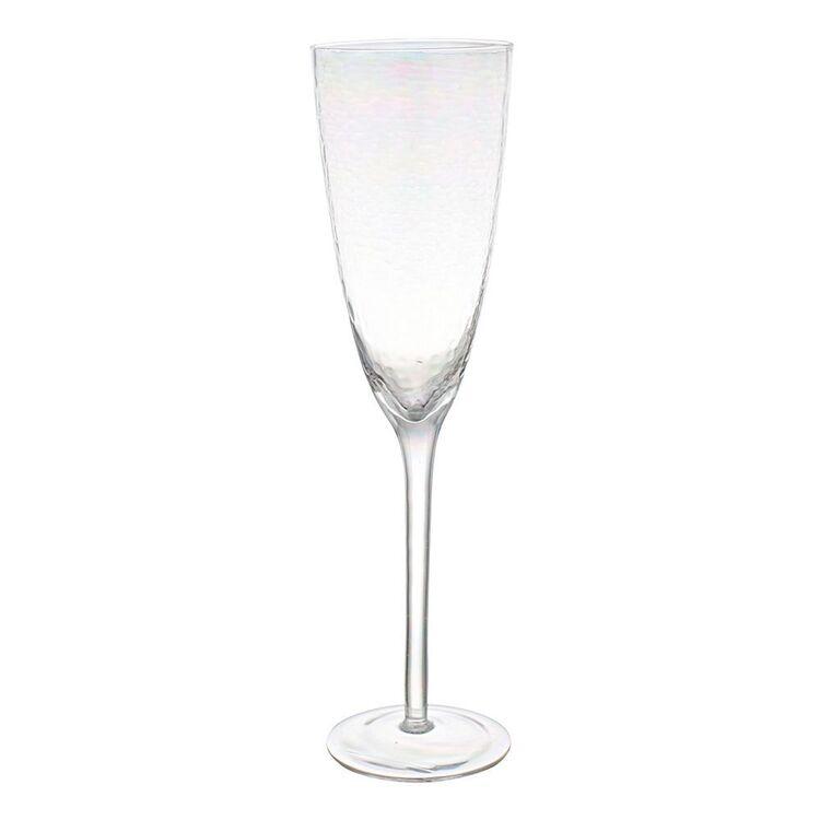 ART CRAFT Ivy 4pc Flute Glass Set 260ml