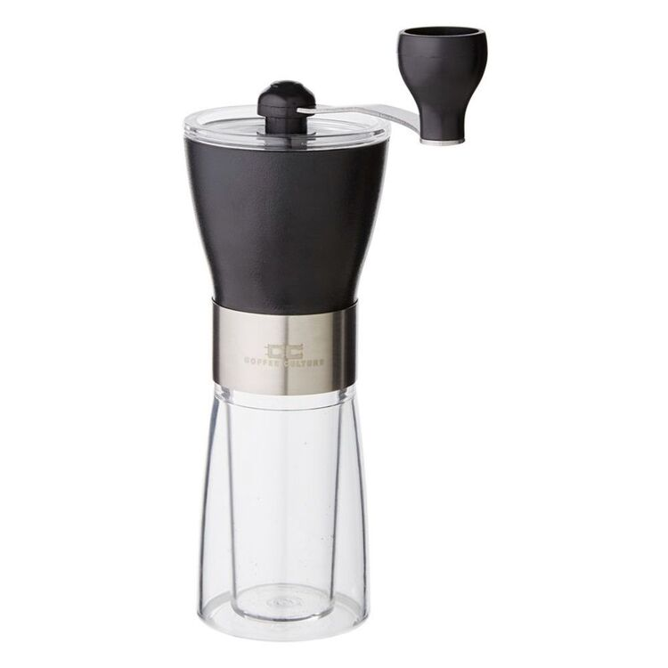 COFFEE CULTURE HAND BURR GRINDER