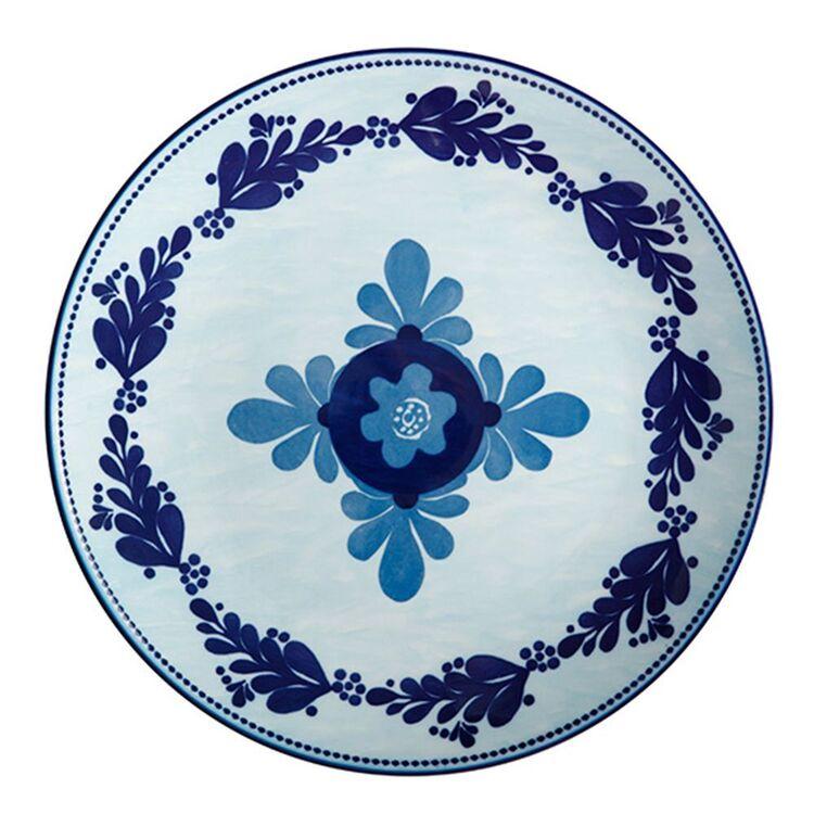 MAXWELL & WILLIAMS Mw Majolica Dinner Plate 26.5Cm Sky Blue
