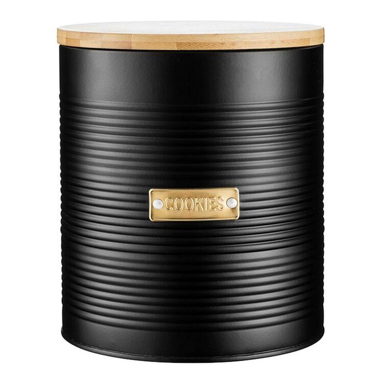 TYPHOON COOKIE JAR BLACK 3.4L