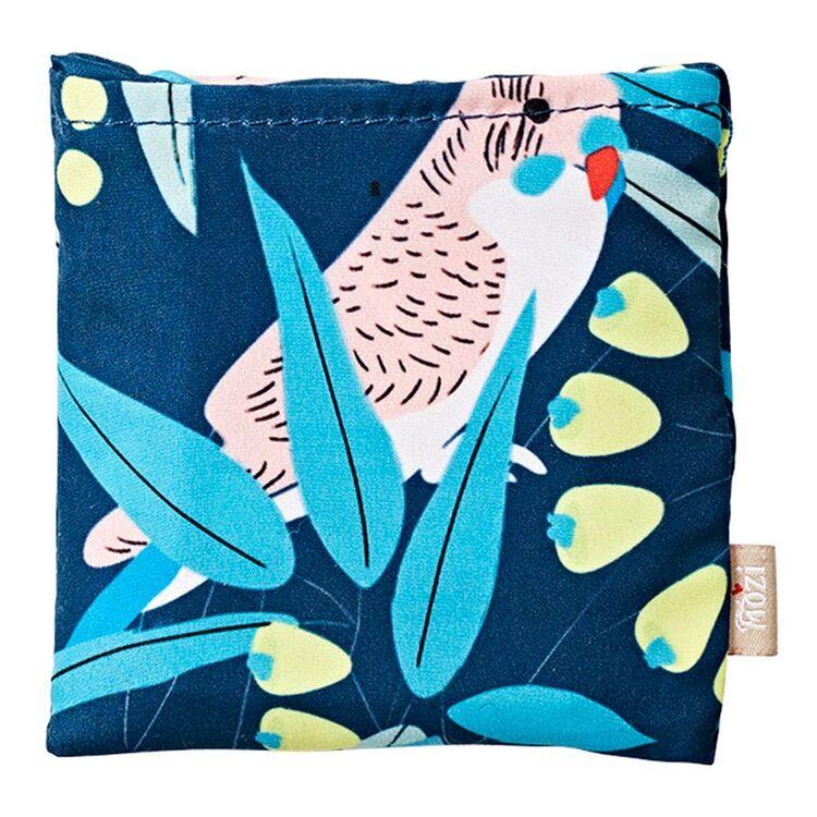 MOZI Budgie Garden Foldable Shopping Bag
