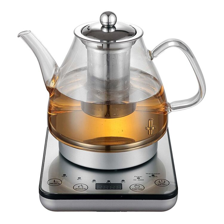 HEALTHY CHOICE Digital Smart Kettle with Tea Infuser