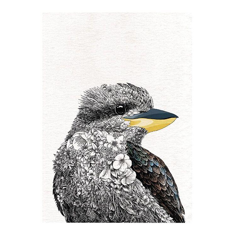 MAXWELL & WILLIAMS FERLAZZO BIRDS T TWL 50X70CM KOOKABUR