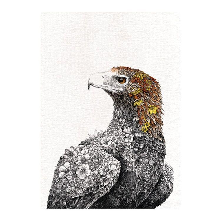 MAXWELL & WILLIAMS FERLAZZO BIRDS T TWL 50X70CM EAGLE