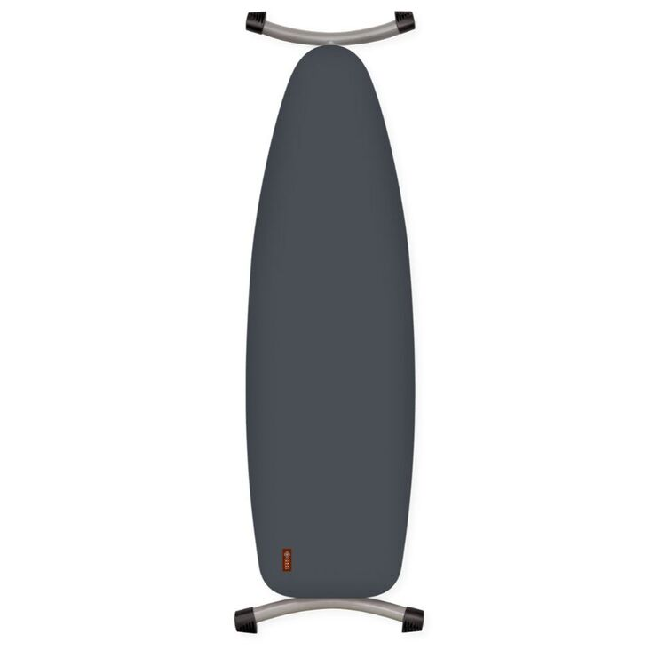 SASS Metallic Grey Ironing Board Cover