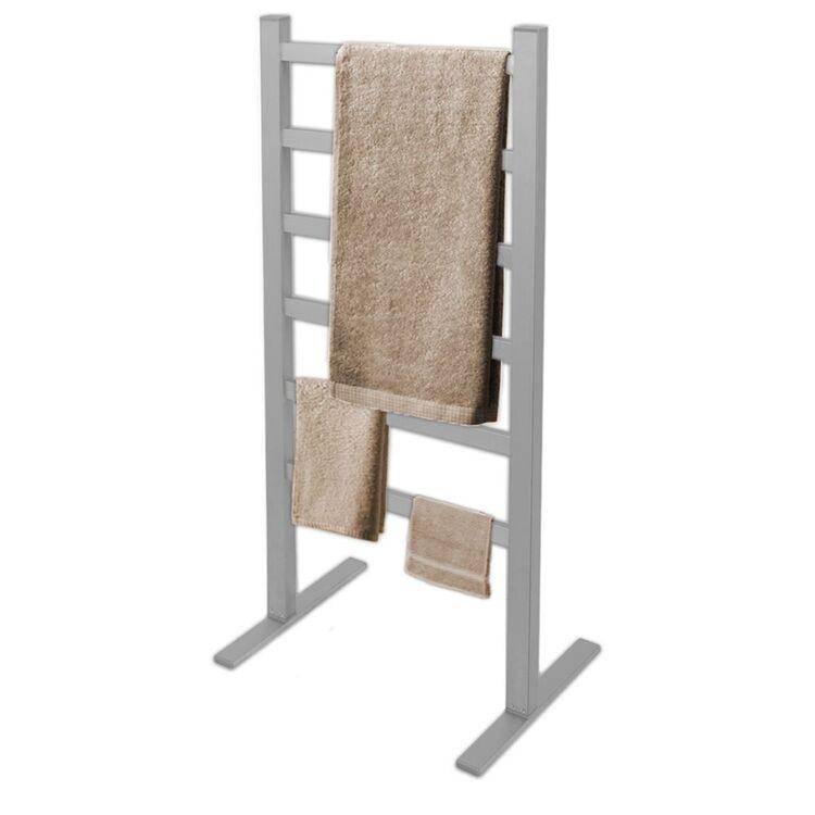 LENOXX Standing Heated Towel Rail