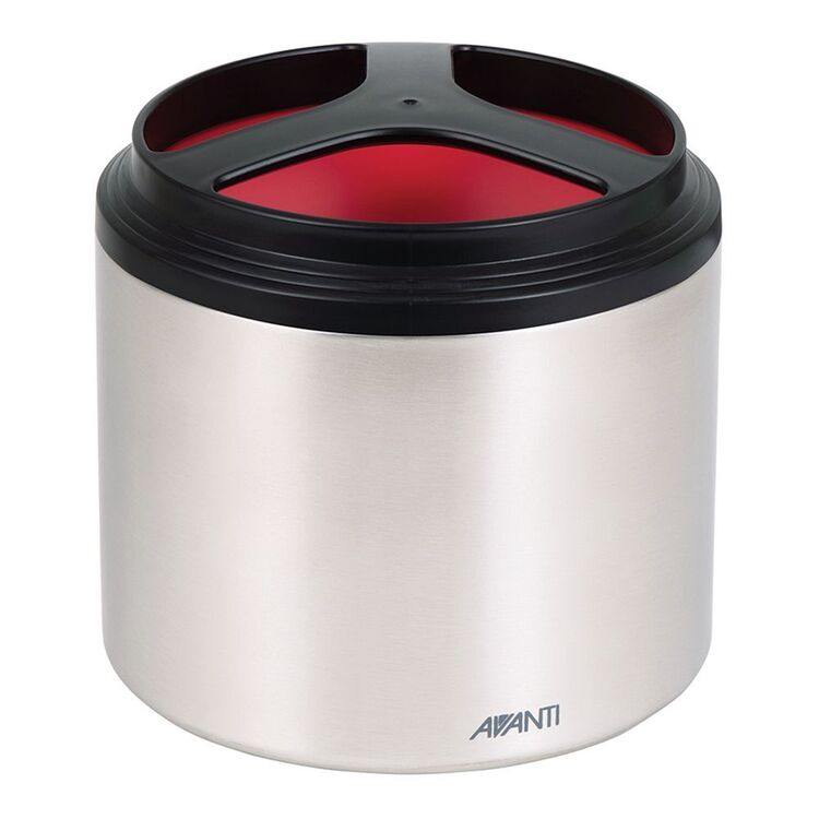 AVANTI INSULATED FOOD CONTAINER 1L RED