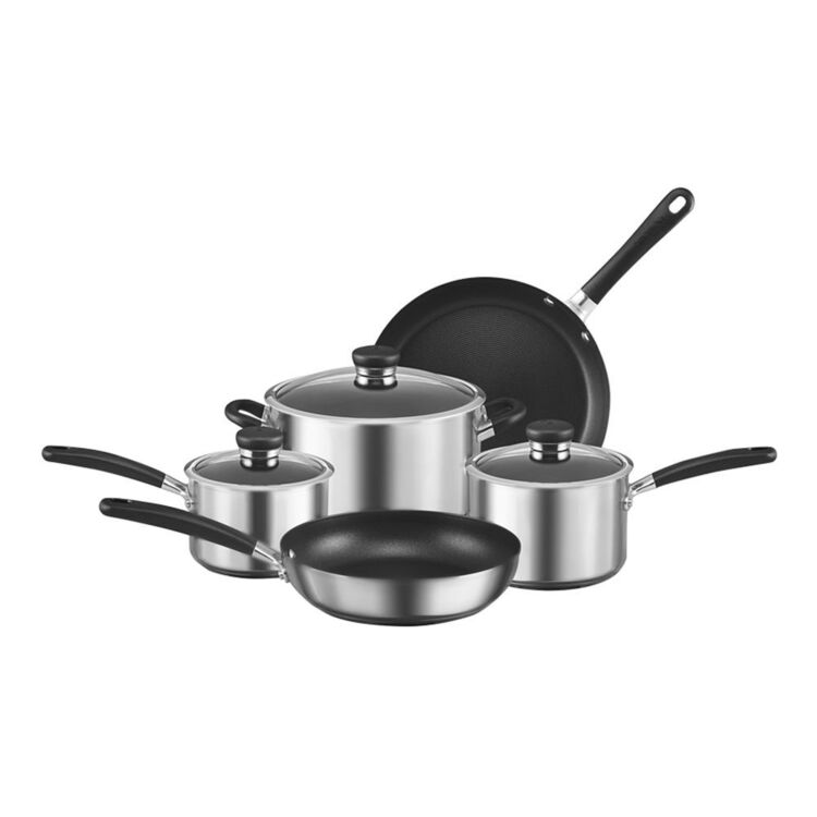 CIRCULON Ultimum Stainless Steel 5pc Cookset
