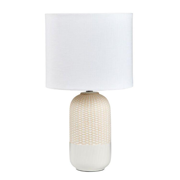 AMALFI RIVER TABLE LAMP