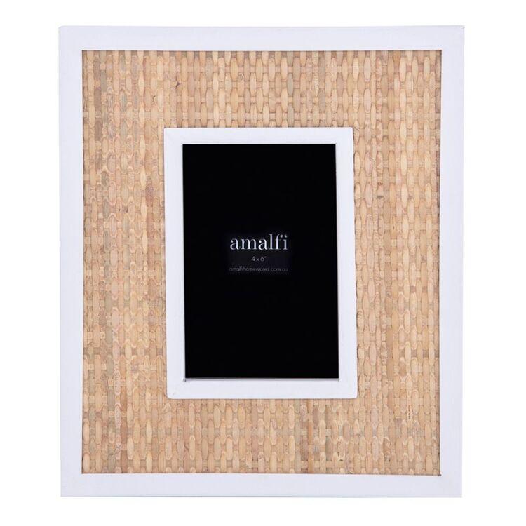 AMALFI WALKER 4X6 PHOTO FRAME