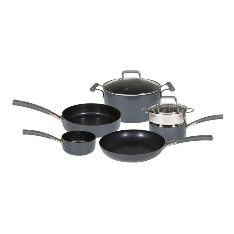 SMITH & NOBEL Luxe Aluminium 6pc Cookset
