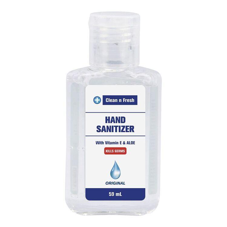 CLEAN N FRESH Hand Sanitizer 59ml Pump