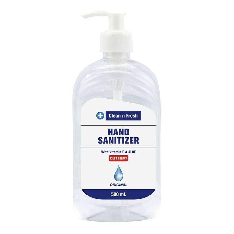 CLEAN N FRESH Hand Sanitizer 500ml