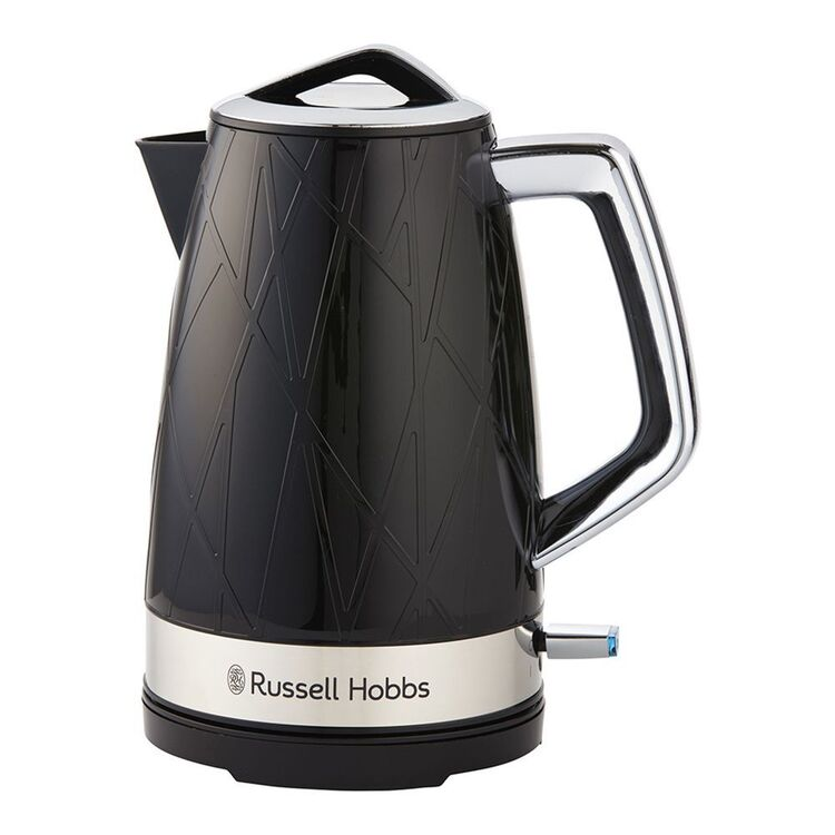 RUSSELL HOBBS Structure Kettle Black