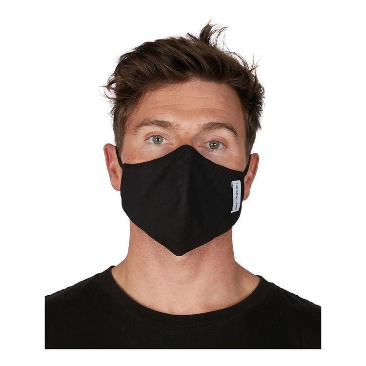 THE GOOD MASK COMPANY Single Cotton Face Mask Denim