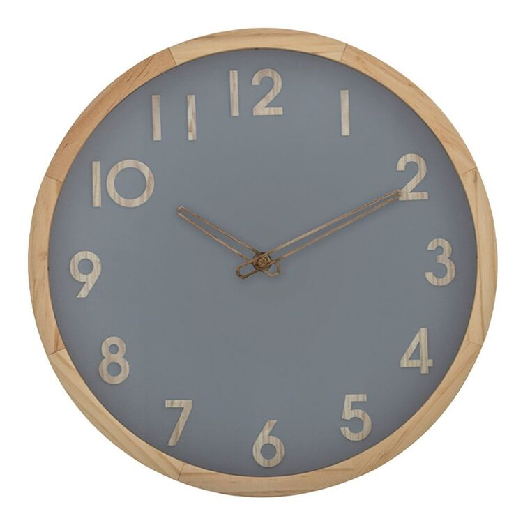 AMALFI RILEY WALL CLOCK