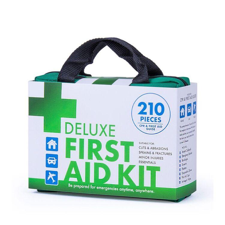 TANGO 210pc Emergency First Aid Kit