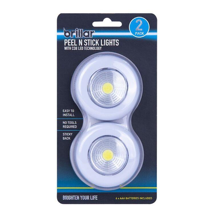 TANGO Wireless Peel N Stick Lights - Set of 2