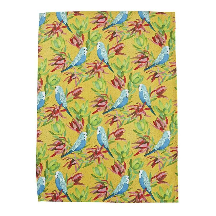 POH LING YEOW FOR MOZI POH SUNNY DAY TEA TOWEL SET 50X70CM NS
