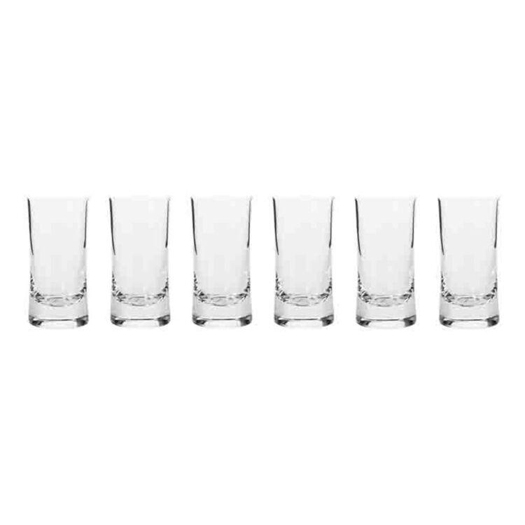 KROSNO Harmony 6pc Shot Glass Set 40ml