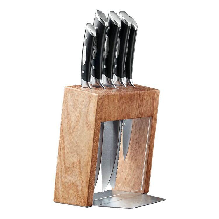 SCANPAN 6PC KALO KNIFE BLOCK