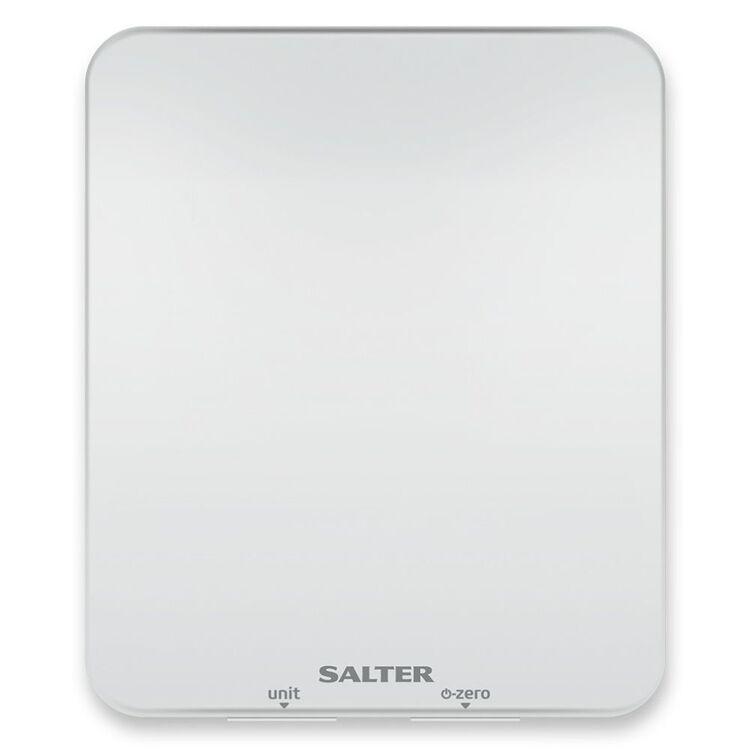 SALTER GHOST DIGITAL KITCHEN SCALE