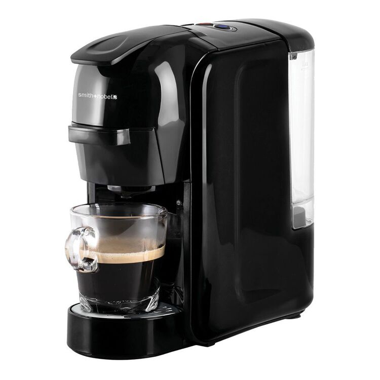 SMITH & NOBEL 3 in 1 Coffee Capsual Machine