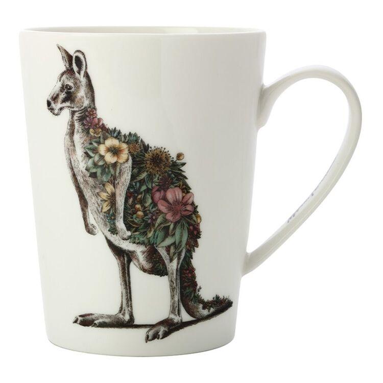 MAXWELL & WILLIAMS Marini Ferlazzo Australian Families Mug450ML Tall Kangaroo