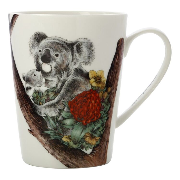 MAXWELL & WILLIAMS Marini Ferlazzo Australian Families Mug450ML Tall Koala