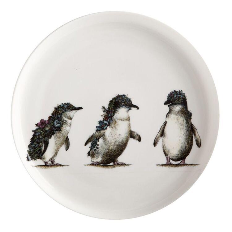 MAXWELL & WILLIAMS Marini Ferlazzo Australian Families Plate 20cm Penguin Parade