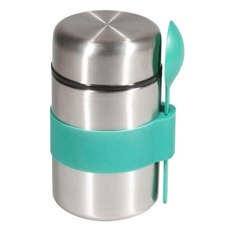 SMITH & NOBEL Insulated Food Jar Green 400ml