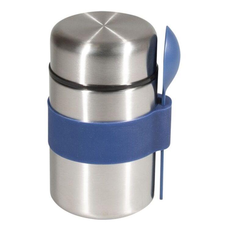 SMITH & NOBEL Insulated Food Jar Blue 400ml