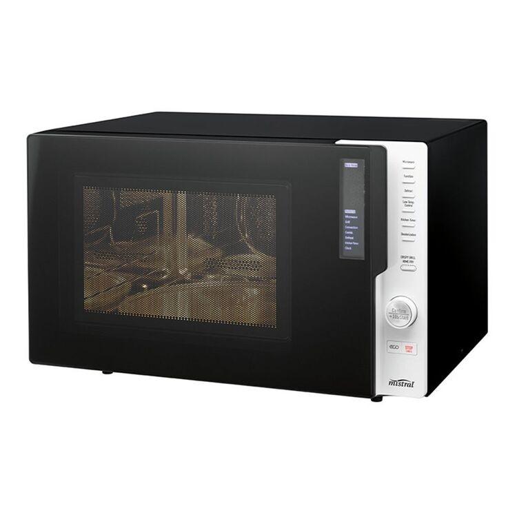 MISTRAL 30 Litre Microwave Air Fryer Oven
