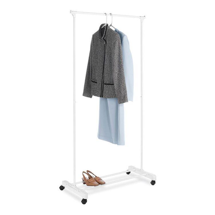 WHITMOR Rolling Garment Rack