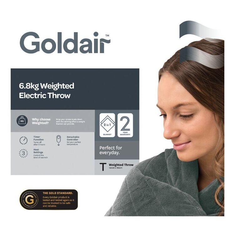 GOLDAIR PT HEATED WEIGHTED BLANKET GWTH320