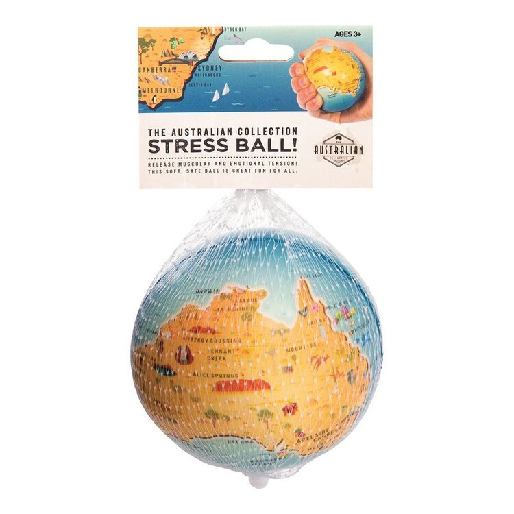 IS GIFT Australian Collection Stress Ball