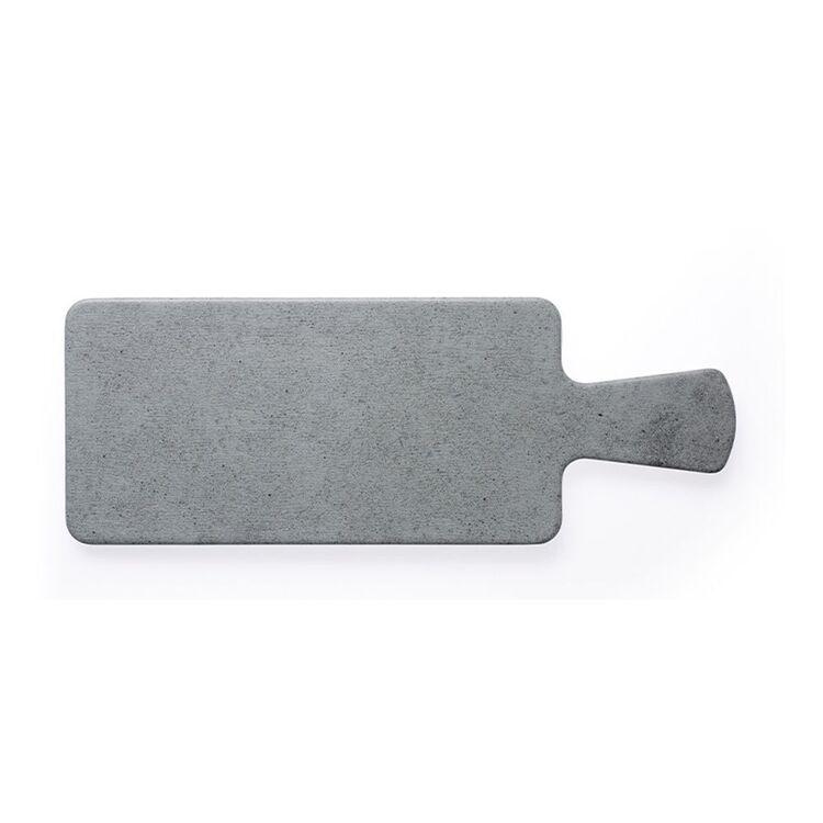 CHEF INOX Rectangular Paddle Grey 28cm