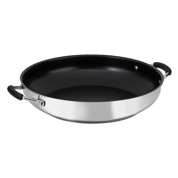 STANLEY ROGERS Pro Form Stainless Steel Chefs Pan 32cm