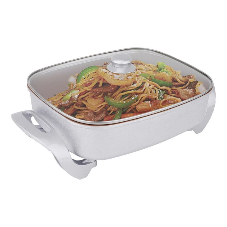 HEALTHY CHOICE COPPER ELECTRIC FRY PAN EFP140